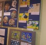 Vaikų kūrybos darbų parodos